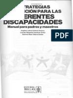 Cardona Echaury Angelica - Estrategias de Atencion Para Las Diferentes Discapacidades