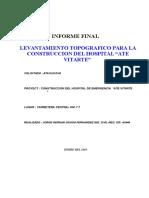 Informe Topografia Hospital Ate (1)