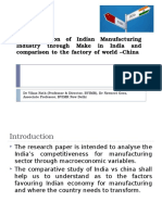 Ic-make in India (Dr Gera)
