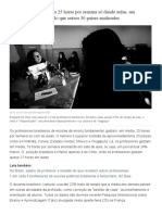 OK-Professor brasileiro é um dos que mais trabalham, afirma relatório da OCDE - Educação - iG.pdf