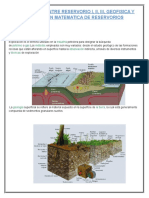 Diferencias Entre Reservorio i II III Geofisica y Simulacion