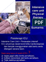 Physiotherapi ICCU