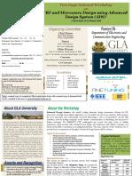 ADS Workshop Leaflet