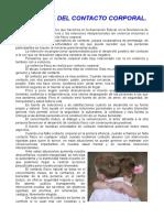 14 Pedagogc3ada Del Contacto Corporal1