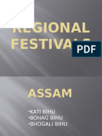 Regional festival w