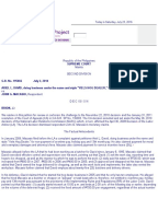 Sample Demand Letter for Separation Pay   Labour Law