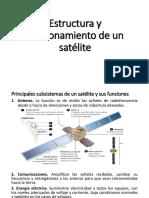 Satelite de telecomunicaciones y sus caracteristicas