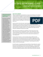 Whitepaper-VMware Bluelock Security in the Hybrid Cloud