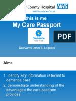 Care Passport