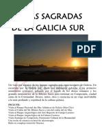 Folleto Galicia Sur