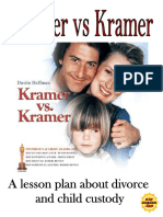 Kramer vs Kramer Divorce Discussion and Debate Www.rayenglish.com