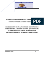Reglas Generales Fenanic - Fenica