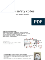 Fire Safety Codes