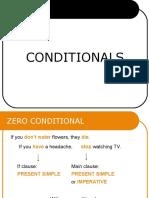 3. Conditionals (1)