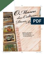 Livro Museu DOm Bosco