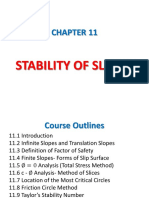 11,Stability of Slopes-lecture
