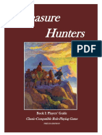 Treasure Hunters Book I Players' Guide