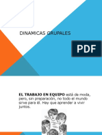 Dinamicas Grupales 1 Ppt
