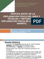 Asepsia y Exploracion Fisica Ortopedica