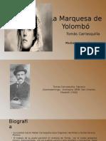 Regionalismo. Yolombo
