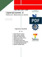 Administración de Operaciones II. Práctica 1 (2)