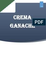 Rellenos y Coberturas GANACHE