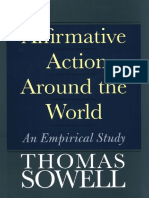 Affirmative Action Around the World_ an Empirical Study - Thomas Sowell