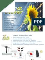 Cse Energia Solar fotovoltaica