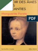 Le miroir des ames simples et a - Marguerite Porete.pdf