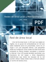Redes de Área Local y Metropolitana