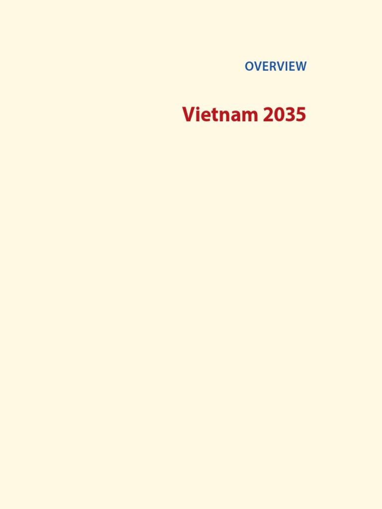 Bo Co Vit Nam 2035 En Economic Growth Sustainability Vantung Phan Phd Lecturer Of Electrical Power Engineering