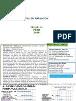 TALLER DE FARMACOLOGÍA PARKINSON.pptx