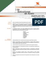 Manual de estructuras de acero UPL1