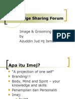 AJI - Image & Grooming For Betterbranding