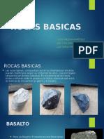 Rocas Basicas