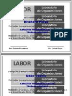 Certificado Labor