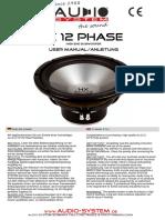 Bda Hx 12 Phase Komplett