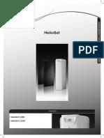 Estudio Helioset250 MI