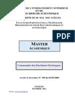 Commande Des Machines Electriques_0