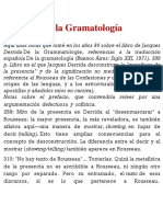 De La Gramatología