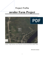 Beraid Broiler Project Profile Final