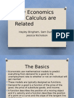 How Economics and Calculus are Related.pptx