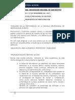 Feria Vocacional Universidad Nacional de San Agustin