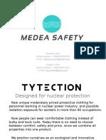 Medea Safety - Tytection. Presentation