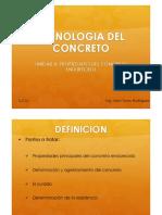 Unidad 8 concreto