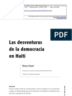 Paper CLACSO Sobre Haiti