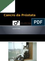 Saude Masculina - Cancro Da Próstata