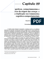 Cognição e Representação