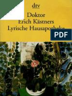 1936 - Erich Kästner - Doktor Erich Kästners Lyrische Hausapotheke