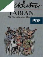Erich Kästner - Fabian - Die Geschichte Eines Moralisten